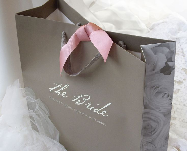 Packaging designed by Nick Herbert Associates St Albans for The Bride St Albans