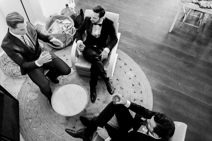 Photography: Lisa Pires - Love Note Photography - http://www.stylemepretty.com/portfolio/lisa-pires-love-note-photography   Read More on SMP: http://www.stylemepretty.com/australia-weddings/2015/02/04/seaside-chic-wedding-inspiration-at-watsons-bay/