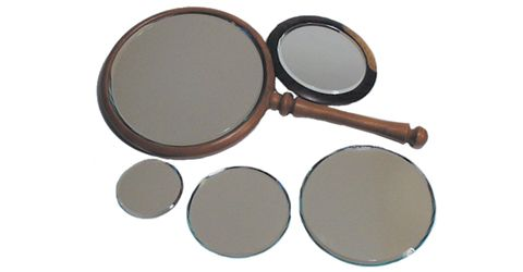 Packard Woodworks: The Woodturner's Source: Bevel Edged Mirrors