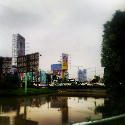 Bekasi, The River City