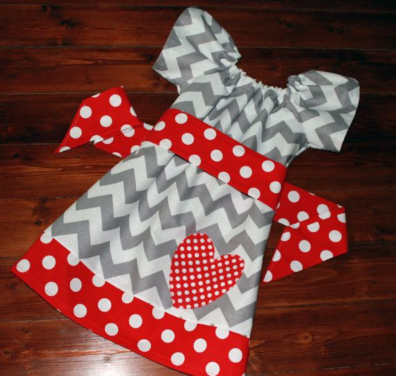 Valentines Day Dress Toddler Valentineu0027s Day Dress By AudensCloset, $40.00
