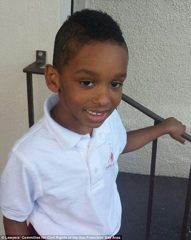 Black Toddler Boy Haircuts 2015