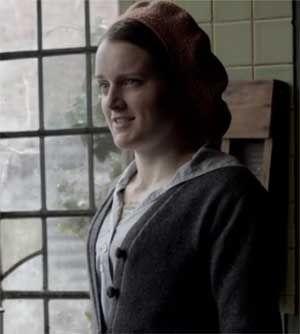 Daisy the heiress on Downton Abbey Season 3 Episode 6