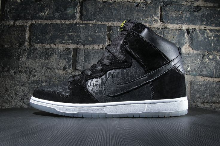 "Neckface x Nike SB Dunk High Pro ""Chronicles 2"" 