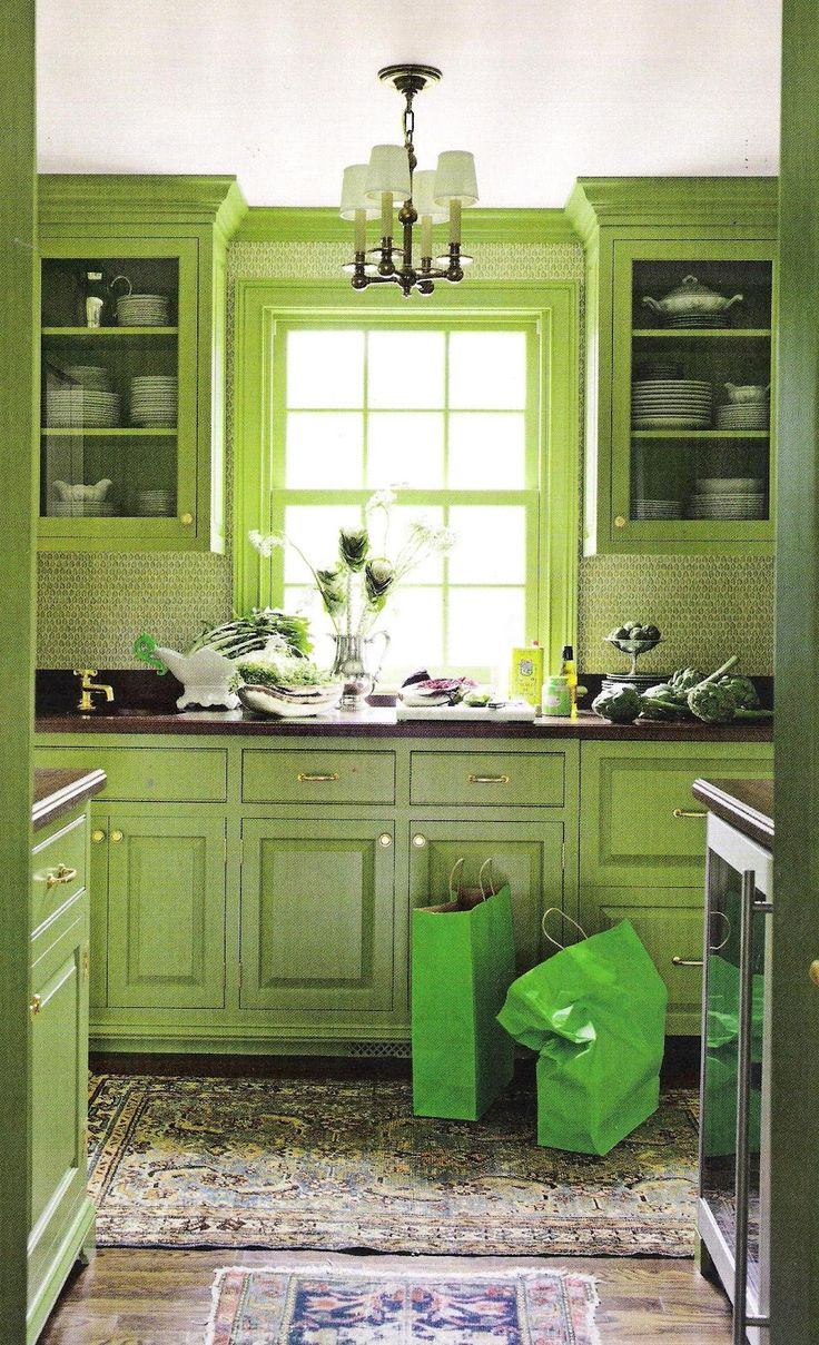 green kitchen cabinets retro lime green kitchen designs with rug on