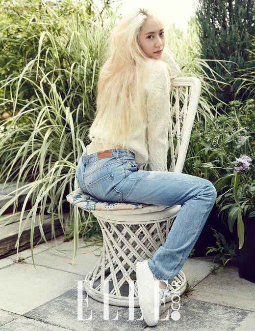 Happy Birthday: 7 Hair colors Krystal BLONDE