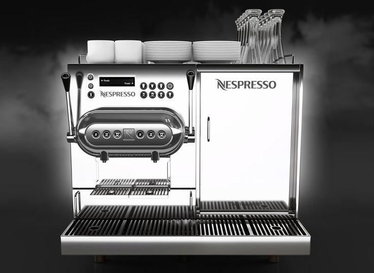 3D Nespresso Aguila 220 - 3D Model