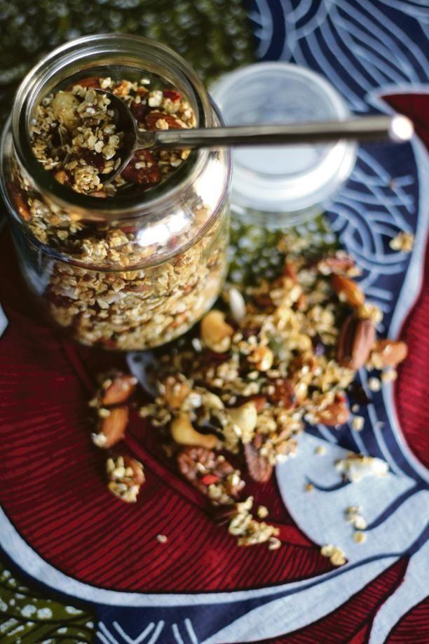 Resep: Tuisgemaakte granola | Netwerk24.com