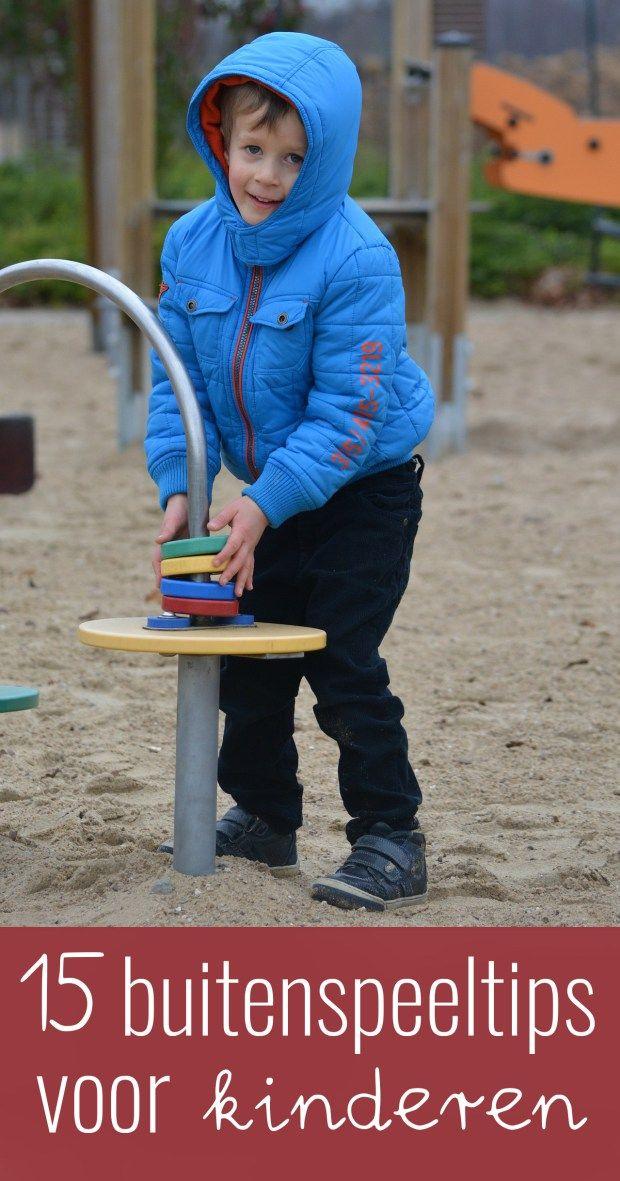In dit artikel vind je de 15 leukste en creatiefste buitenspeeltips voor jonge kinderen. Laat je inspireren en daag je kinderen uit tot spel!