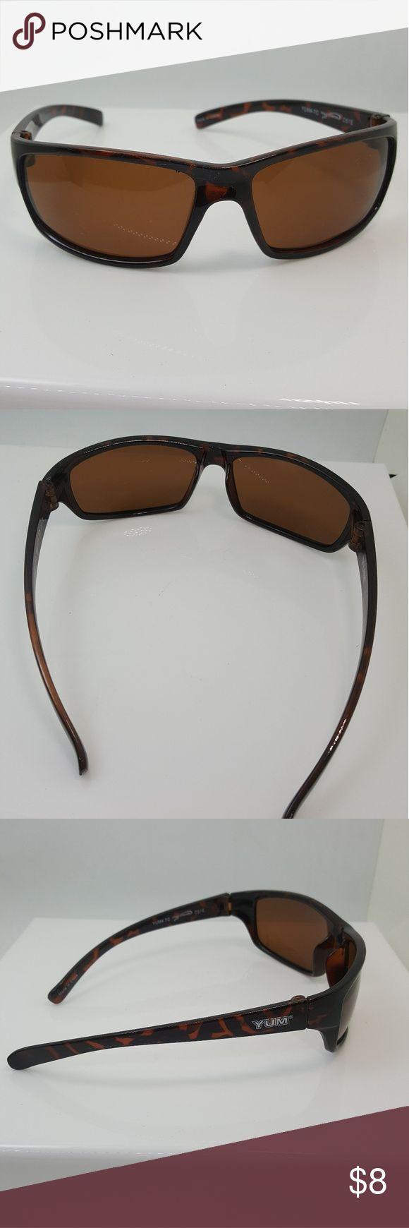Fishing polarized uv sunglasses Yum brand fishing polarized sunglasses Yum Accessories Sunglasses