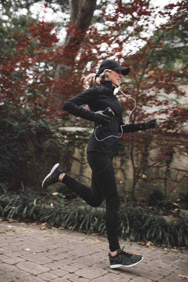running with lululemon