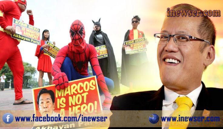 Ex-Pres. Aquino Pinaubaya Na Lang Sa Tao Ang Paglabas Nila Ng Saloobin Sa Marcos Burial - http://inewser.com/ex-pres-aquino-pinaubaya-na-lang-sa-tao-ang-paglabas-nila-ng-saloobin-sa-marcos-burial/