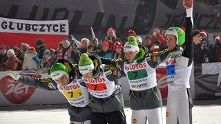 Slovenia finally made it! Ski Jumping World Cup Zakopane