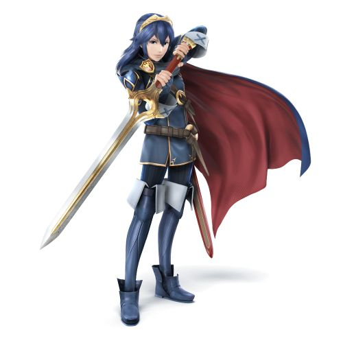 Lucina from Fire emblem Awakening