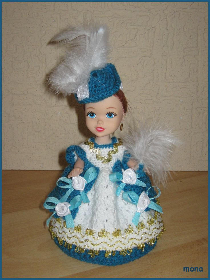 doll 27 - model of the Baroque period