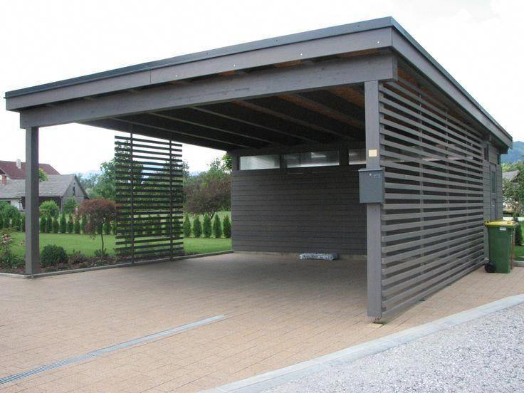 4 Beautiful Ideas For rusticgaragedoors Carport garage