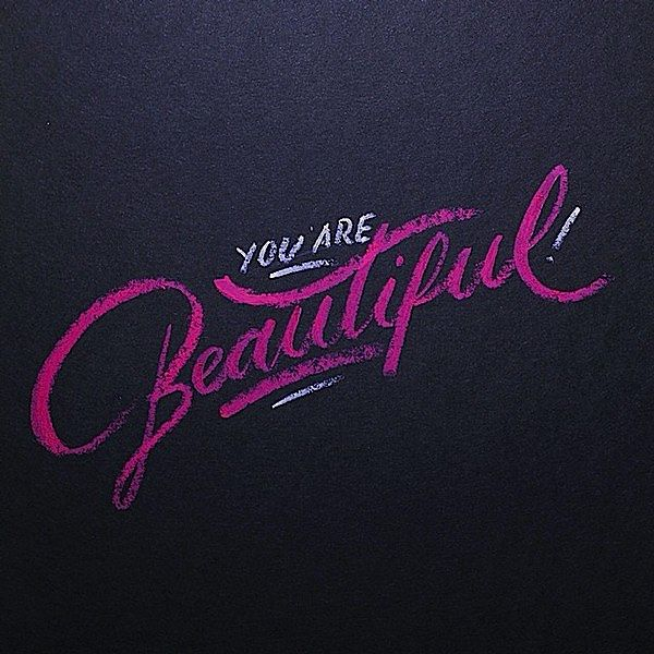 Beautiful Hand Lettering by Ricardo Gonzalez #graphicdesign