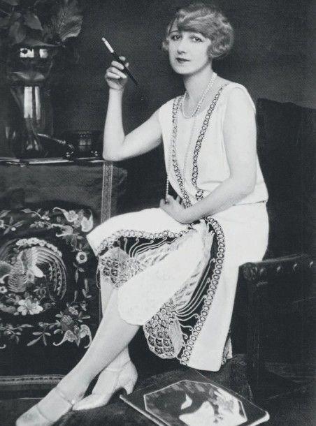JEAN PATOU ROBE DU SOIR 1927 1927