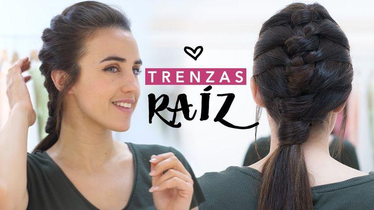 266 best images about peinados y recogidos on pinterest - Peinados de trenzas modernas ...