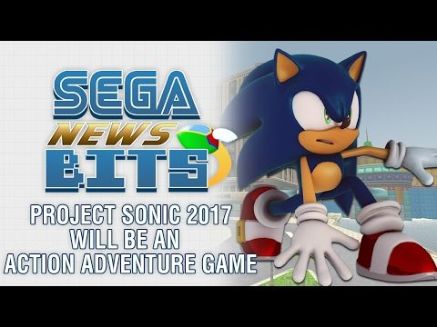 Project Sonic 2017 Is An Action Adventure Game - YouTube