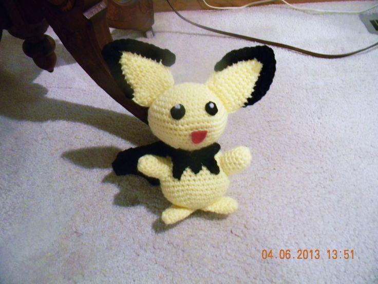 Amigurumi Pokemon Wolfdreamer : 17 Best images about Crochet Pokemon! on Pinterest Free ...