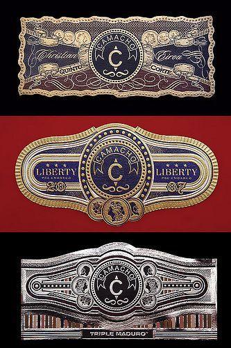#cigar labels: