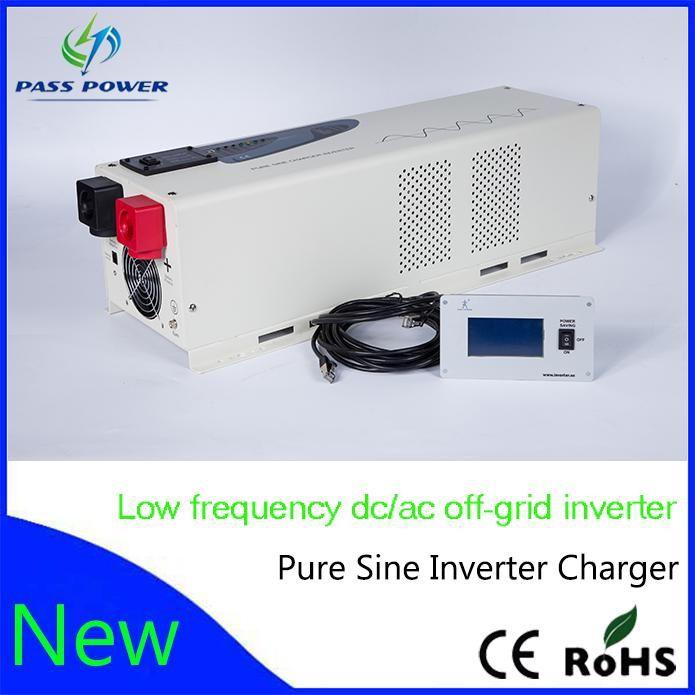 Big Capacity Generator Pure Sine Wave 6000w 6kw Hybrid Solar