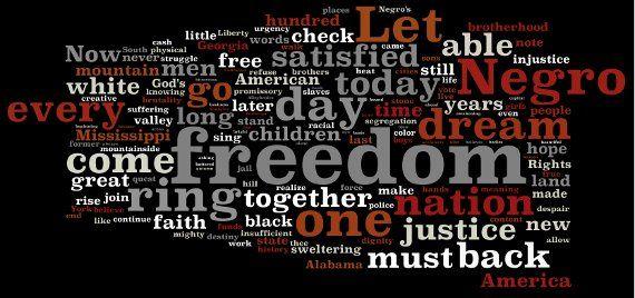 I Have a Dream - Speech Text - Martin Luther King Jr