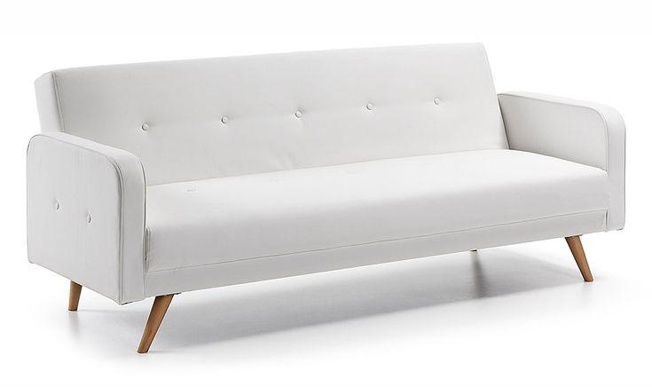 en tu interior de estilo urbano sofá capitoné de 3 plazas de
