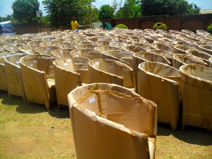 Packed Malawian Chair