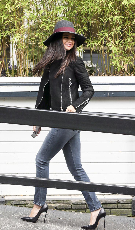 Selena Gomez Outifts - Selena Gomez New Album Promo Tour | Teen Vogue