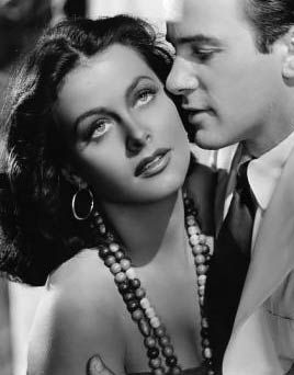 Hedy Lamarr as Tondelayo - with Langford