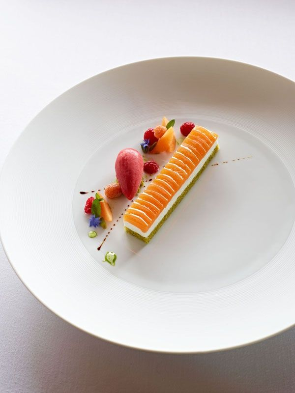The French Laundry by Thomas Keller #chef #dessert