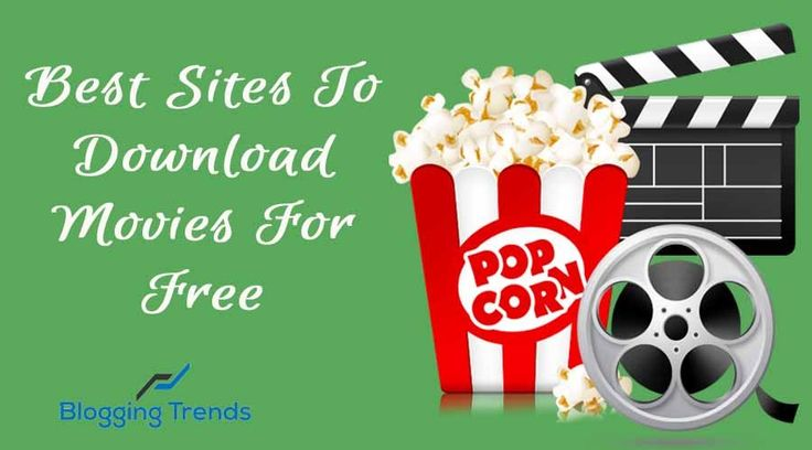 Top 20+ Best Websites To Download Free Movies New & Full Length