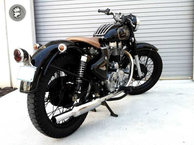 Monday motorbike blues... ~ Return of the Cafe Racers
