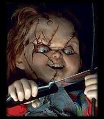 I HATE PORSILON DOLLS AND MOVIES ABOUT ALIVE DOLLS!!!!! (And chucky loves you all)