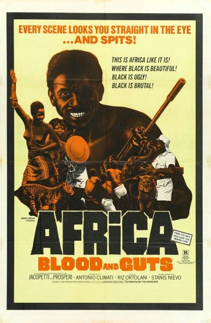 Africa Blood and Guts (1966)