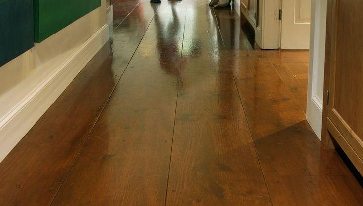 Eastern White Pine Hallway