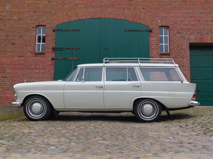 Mercedes-Benz 200 D Universal | #> https://de.pinterest.com/bromptonc/w110/
