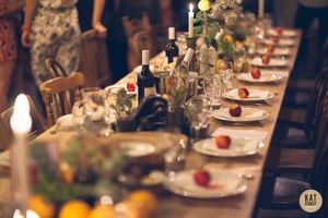 Secret Supper Club // George & Smee Styling