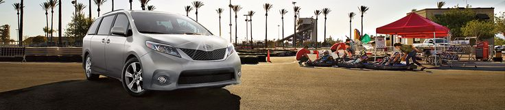 Official 2016 Toyota Sienna site. Learn more about Sienna, Toyota's minivan, including MPG, pricing (MSRP), features, options & photos.