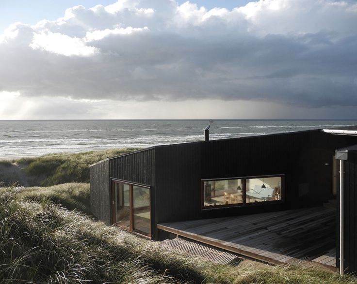Vacation House | Henne, Denmark | Mette Lange Architects |