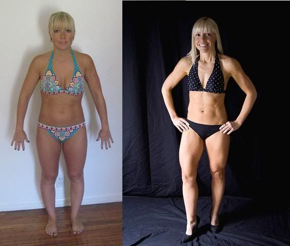 Body For Life Transformation | meals & moves