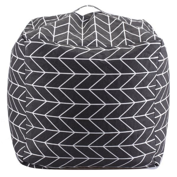 You'll love the Geometric Bean Bag Chair at Wayfair - Great Deals on all Furniture products with Free Shipping on most stuff, even the big stuff.