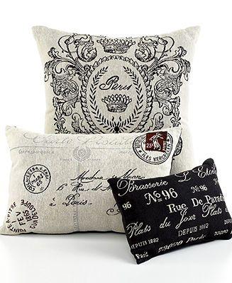 park b smith bedding vintage house decorative pillows decorative pillows bed u0026