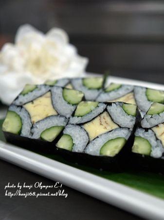 Sushi petit four inspiration
