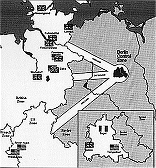 October 26, 1948: The Soviet Union rejects the United Nations Security Council resolution to end blockade of Berlin.
