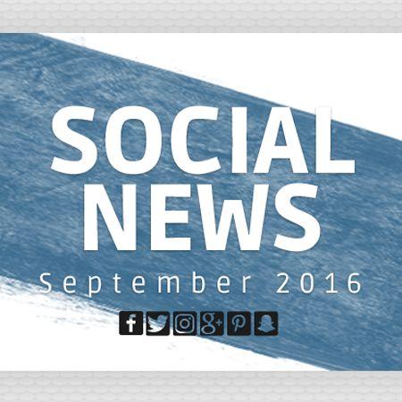 Mit dem Herbstbeginn flattern wieder zahlreiche Neuigkeiten und Updates aus der Welt der sozialen Medien ins Haus. Ob langersehnte Entwürfe auf Instagram, eine eigene Social Community auf YouTube oder das 10-jährige Jubiläum des Facebook Newsfeed: Wir präsentieren Euch kurz und bündig die Social News im Monat September!