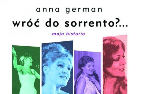 "Anna German ""Come back to Sorento?""   Link to Poland"