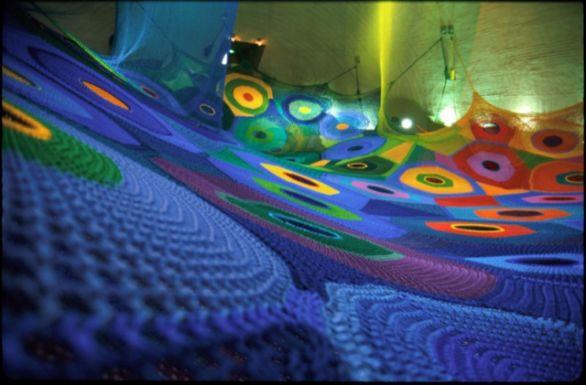 Parco giochi crochet per bambini di Toshiko Horiuchi MacAdam - 5/8